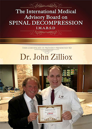 International Medical Advisory Board on Spinal Decompression